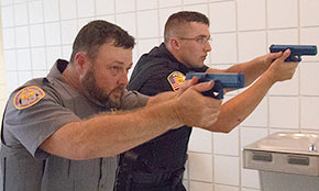 Go Inside As Agencies Hold Active School Shooter Training (Photo Gallery)