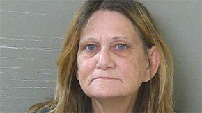Cantonment Woman Charged With Attacking A Man And His Boat, Jailer