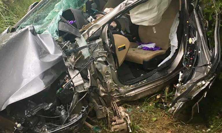 One Seriously Injured In Early Morning Highway 29 Wreck