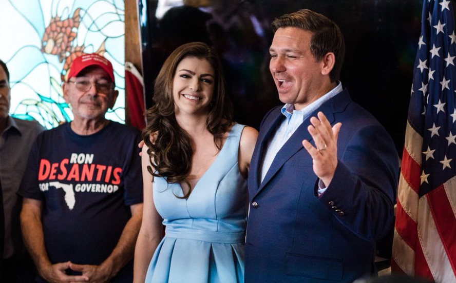 Desantis Cruises To Win In Gop Primary For Governor
