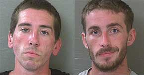 Police: Two Molino Men Arrested For Walmart Theft, One Had A Loaded Gun And Spice