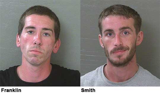 Police: Two Molino Men Arrested For Walmart Theft, One Had A Loaded