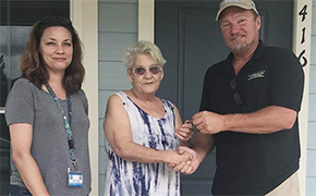 Front Street Families Back At Home 2.5 Years After EF-3 Tornado