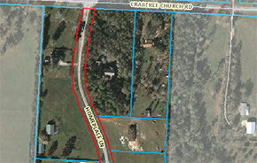 Residents Of Private Road In Molino Request County Improvements