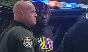 Nine Mile Bank Robbed, Suspect Captured In Cantonment (With Exclusive Photos/Video)