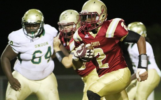 High School Football Playoff Point Standings Released