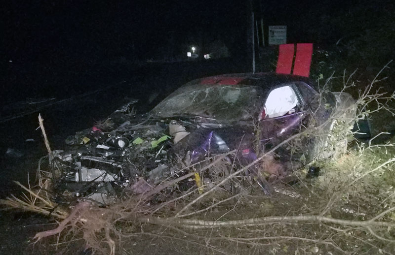 Highway 29 Crash Claims One Life : NorthEscambia com