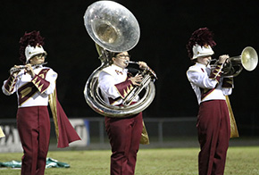 Bonus Photos: Northview Cheerleaders, Band