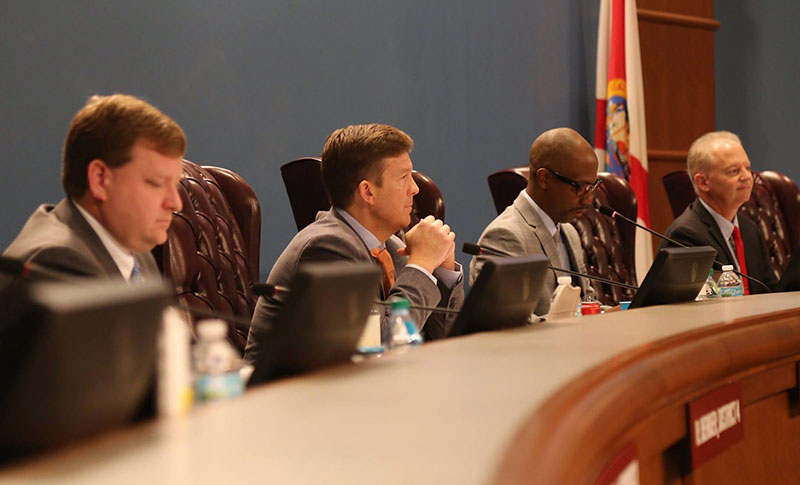 Escambia Commission Changes Meeting Times Public Forum Policy