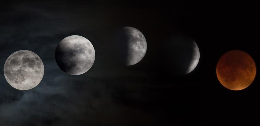 blood moon tonight january 20 2019 - photo #8