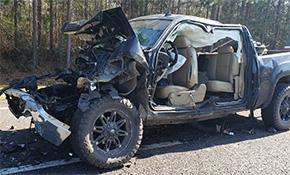 Century Man Seriously Injured In Highway 29 Crash With 18-Wheeler