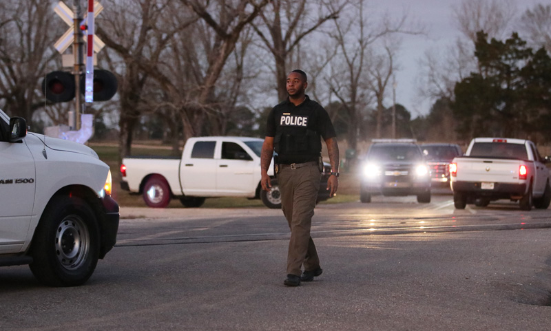 Manhunt For Escambia County (AL) Jail Escapees