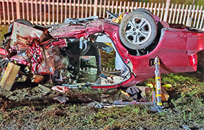 Two Killed In East Kingsfield Crash; Cantonment Man Charged With DUI Manslaughter