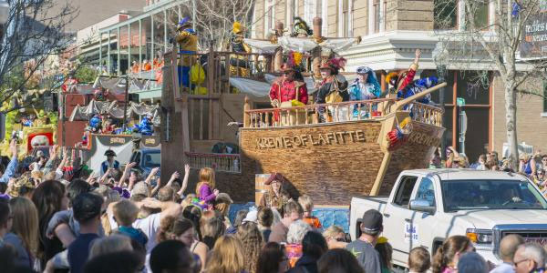 Mardi Gras Celebrations in Plano 2019