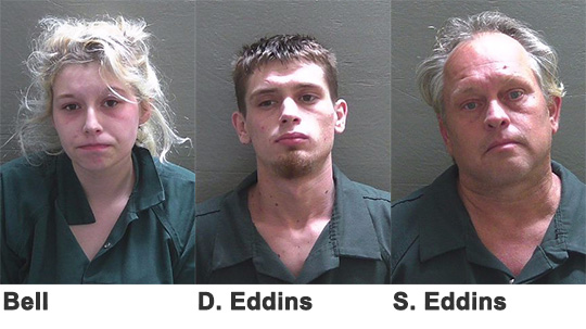 Drug, Weapons, Child Neglect And Animal Cruelty Charges