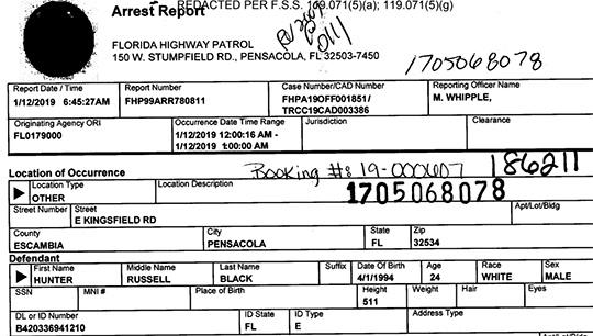FDLE Report: Double Fatal DUI Crash Suspect Tests Negative