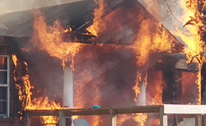 Cantonment House Fire Leaves Five Without A Home