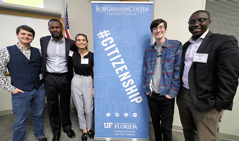 UWF Students Propose Solutions To Secure, Safeguard Voter