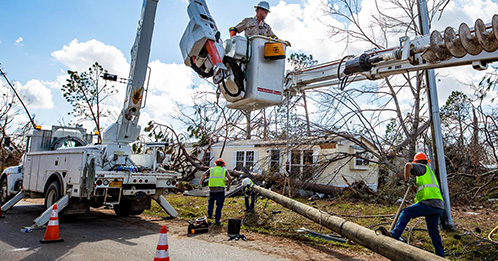 Gulf Power Asks For Delay For Customer Storm Restoration Charge