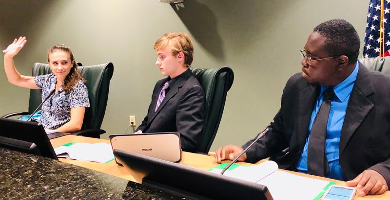 ECUA Helps Prep Local 4-H Students Headed To Legislative