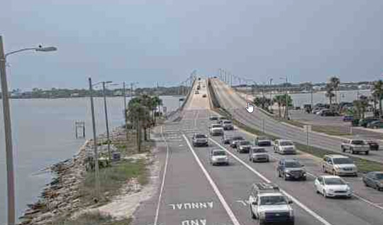 New Live Pensacola Beach Traffic Cameras