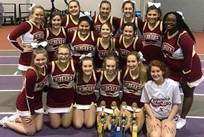 Northview Cheerleaders Win Top Awards At LSU Summer Camp