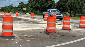 Here Are This Weeks Construction Delay Traffic Hotpots (Including A Highway 29 Closure)