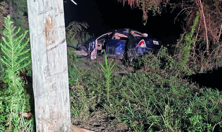 FHP Releases Details In Tragic Wreck That Claimed Two Lives