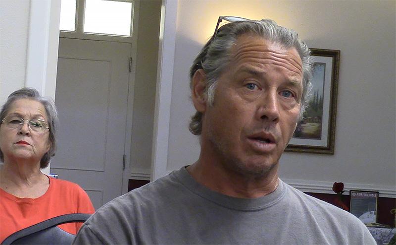 Century Gas Superintendent Quits