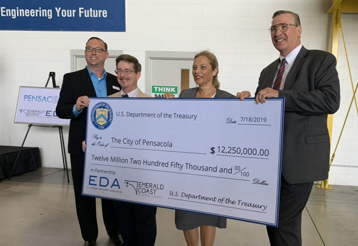 $12 25 Million Grant Awarded To Fund Airport Hangar