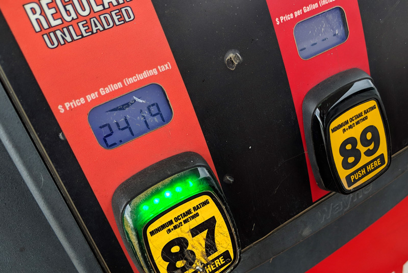 Gas Prices In Florida >> Florida Gas Prices Trend Downward Northescambia Com