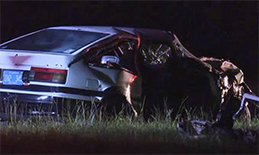 One Critically Injured In Early Morning Wrong-Way Crash On Highway 29