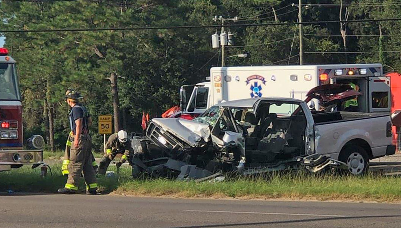 Multiple Wrecks During Tuesday's Rush Hour, Including A 5