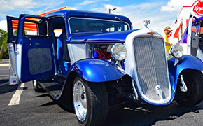 Check Out These Rides: Cantonment Rotary's Car Show (Photo Gallery)