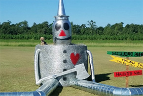 Photos: The Tin Man And Toto Welcome Fall In Barrineau Park