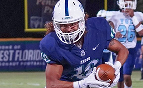 UWF Storms Past VUL In Record Fashion, 69-0