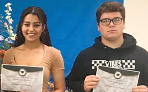 Northview High Names Students Of The Month