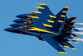 Photo Gallery: Blue Angels Homecoming Show