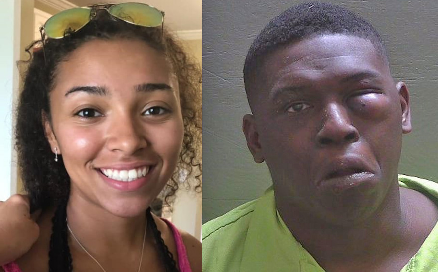 Florida authorities arrest man wanted in disappearance of UFC heavyweight's stepdaughter