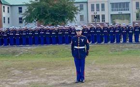 Hundreds Of Marines, Airmen Honor Those Killed At NAS Pensacola