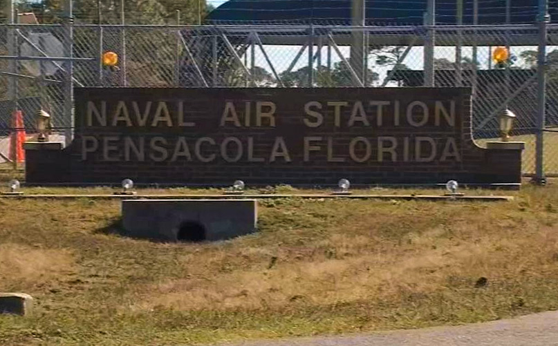 Navy base in Florida secured due to reports of an active shooter