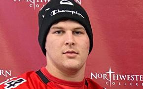 Northview's Garrick Davis Inks With Northwestern Red Raiders