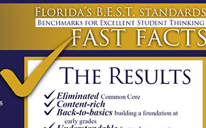 DeSantis Flunks Common Core, Announces New State School Standards