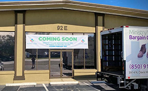 Olive Baptist Ministry Village Bargain Center Thrift Store Moving To Nine Mile Road