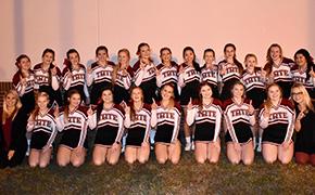 Tate Varsity Cheerleaders Take Regionals, Advance To State Finals