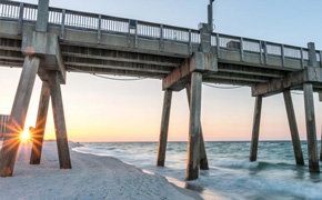 Escambia Commission Votes To Keep Beaches Closed Until Further Notice