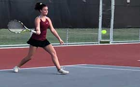 Tate Tennis Beats West Florida High School