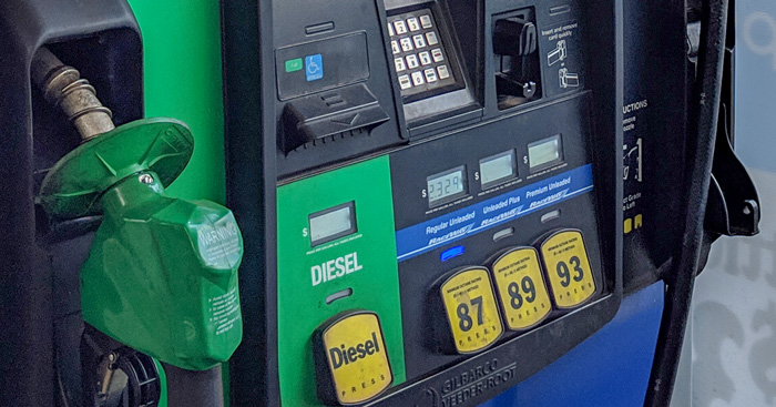 Florida Gas Prices Drop A Few Cents Over The Last Week