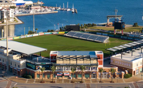 Field Of Dreams: Blue Wahoos Stadium For Rent On Airbnb