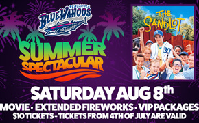 Blue Wahoos To Hold Summer Spectacular On Saturday, August 8